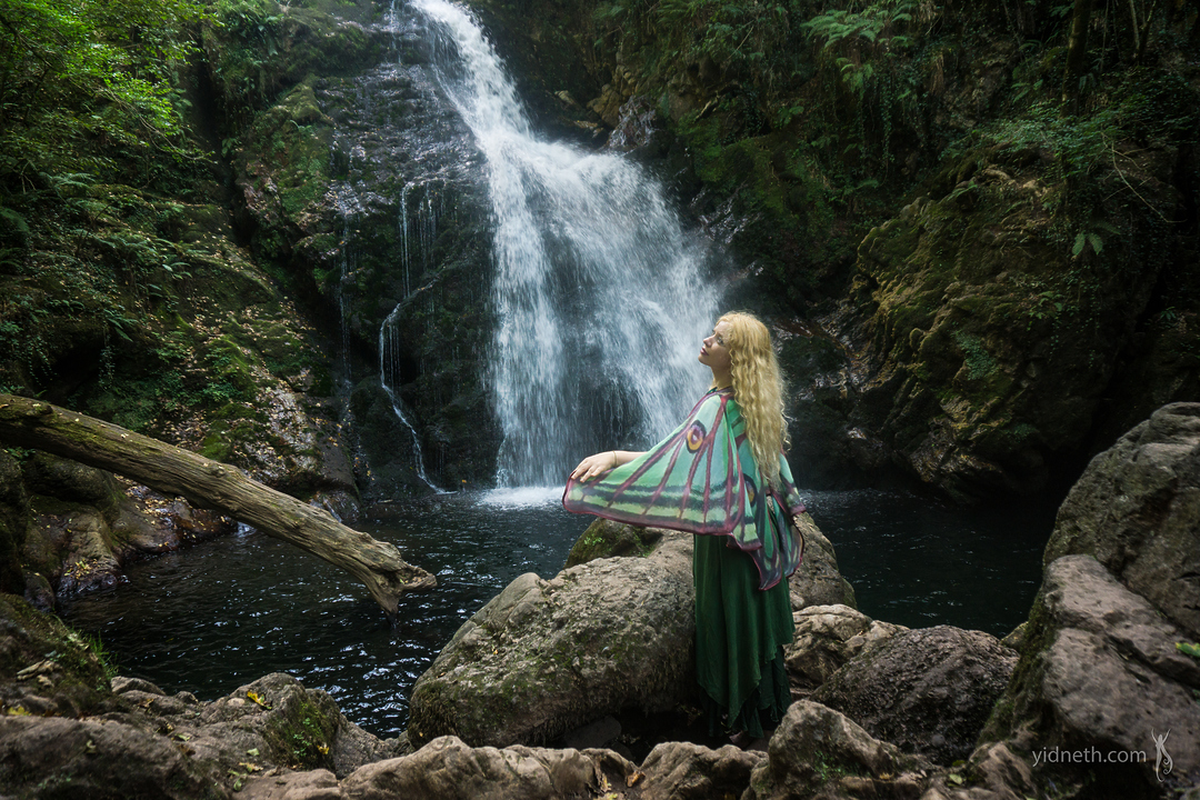xorroxin waterfall - by Priscilla Hernandez (yidneth.com) - Priscilla Hernandez.jpg