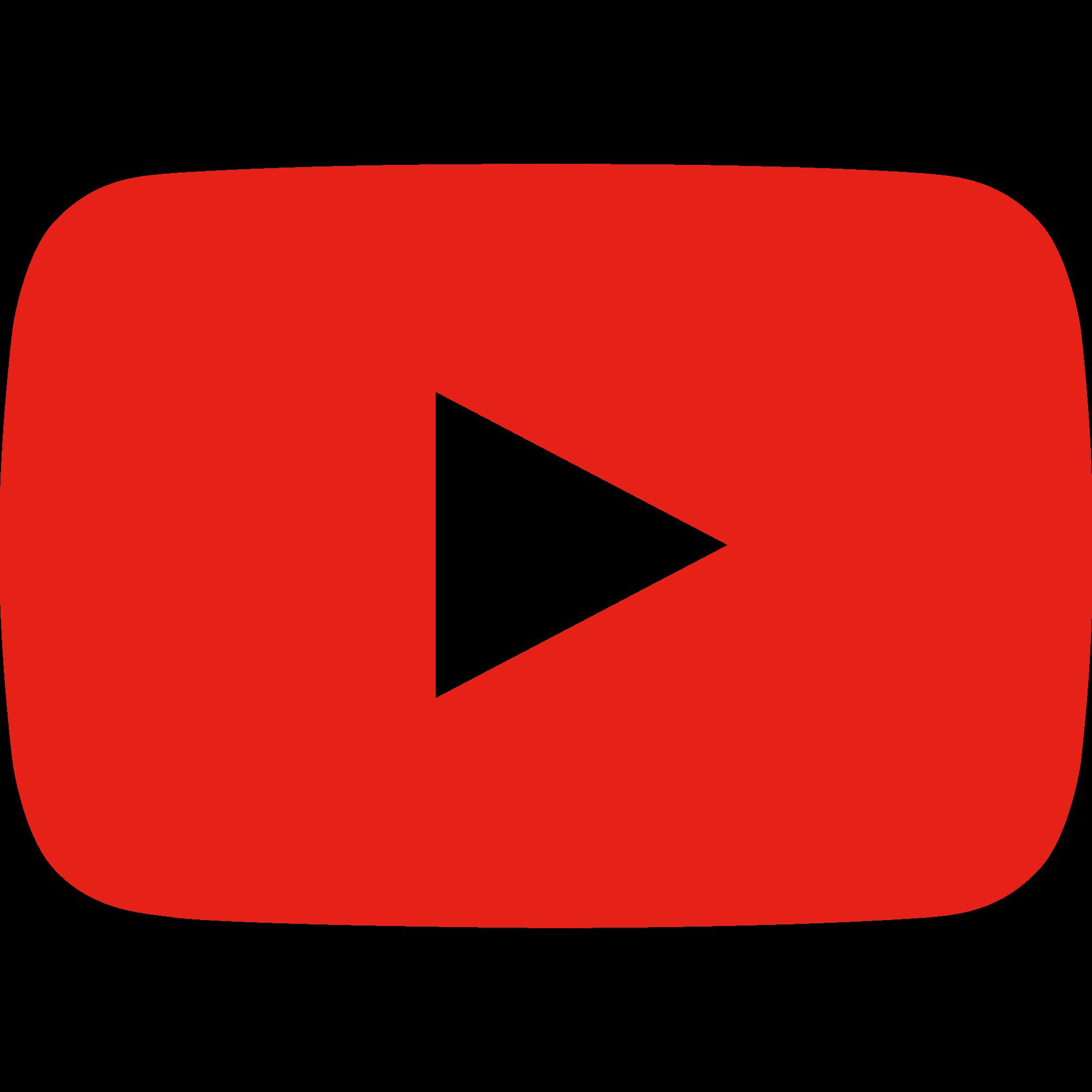 Resultado de imagen de logo youtube pequeño